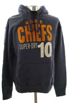 Superdry Mens Hoodie £24.99 Delivered from Ebay Superdry Store