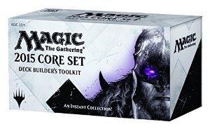"Magic The Gathering 2015 ""Deck Builder"" Box Starter TCG Set £10.51 @ Amazon"