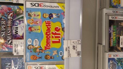 Tomodachi Life 3ds £29.00 @ Asda instore