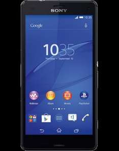 Sony Xperia Z3 Compact Refurbished O2 Unltd mins/text/1GB £28/24m - £21.33pm with cashback (Automatic Cashback) @ Mobiles.co.uk