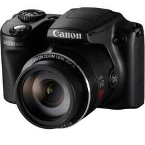 Canon powershot SX510 12 mp bridge camera black £119.99 @ Argos