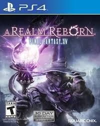 Final Fantasy XIV: A Realm Reborn (PS4) £17.99 Delivered @ 365 Games