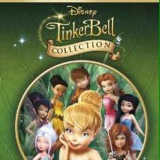 Tinkerbell DVD Collection HMV In Store £15.99