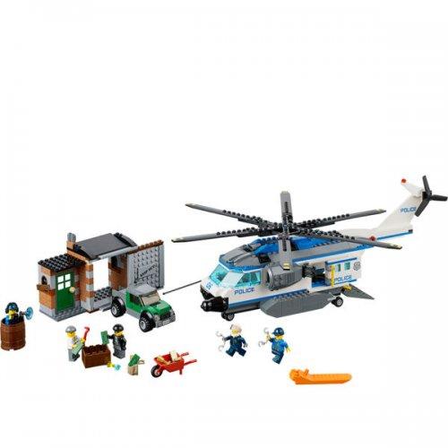 LEGO City Police 60046: Helicopter Surveillance - £30 - Amazon