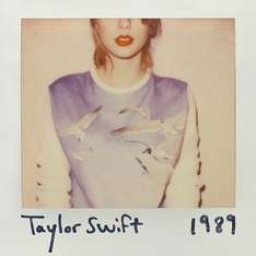 Taylor Swift 1989 Album  CD £7.99 on Amazon  (free delivery £10 spend/prime)