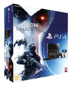 PS4 + Killzone shadowfall + 2 Controllers £266.12 at Amazon warehouse [ Used very good condition ]