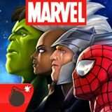 Marvel contest of champions free at the AppStore