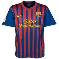 2011-12 Barcelona Home Nike Football Shirt xxl only £12.00 @ Tesco Direct