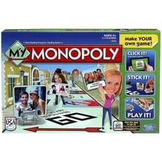My Monopoly Board Game - £6.59 - Argos