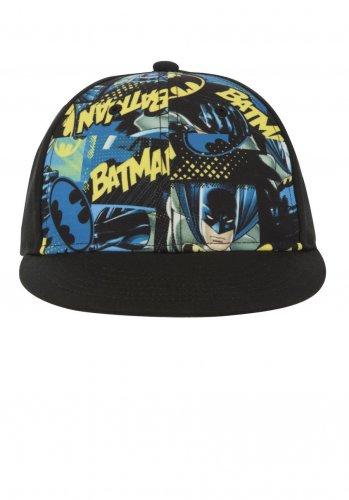 F & f batman cap age 9-13 £2.50 @ F&F Clothing