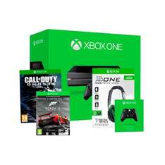 Xbox One Console With Extra Controller, Call Of Duty Ghosts, Forza 5 Game Of The Year Edition And Turtle Beach XO Headset £349.99 Delivered @ Shopto Via eBay