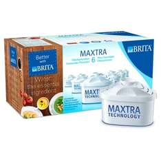 Brita Maxtra Cartridges 6 Pack £16 @ Tesco
