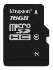 Kingston 16gb Class 10 MicroSD £5.72 @ Ebuyer