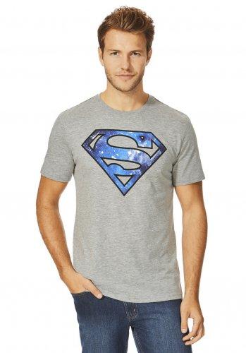 DC Comics Superman Logo T-Shirt £4 @ F&F Clothing