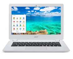 Acer Aspire CB5-311 13.3-inch Chromebook (White) - (Nvidia Tegra K1 2.1 GHz, 2GB RAM, 16GB eMMC, Integrated Graphics, Google Chrome) £179.99 @ Amazon