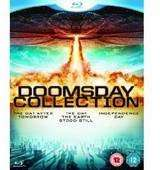 Doomsday Collection (The Day The Earth Stood Still, Independence Day & The Day After Tomorrow)(Blu-Ray) £4.94 Delivered @ WOWHD (Using Code)