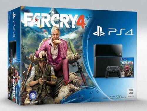 Playstation 4 PS4 Far Cry 4 bundle + Drive Club £349 @  Sainsburys instore