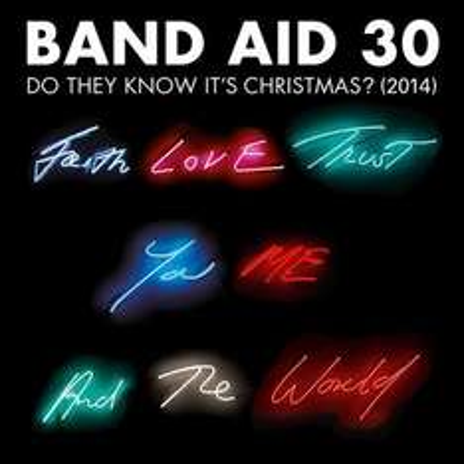 Band Aid 30 CD £3.70 @ ASDA instore