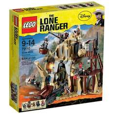 LEGO Disney's The Lone Ranger Silver Mine Shootout £47.99 @ John Lewis