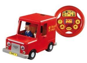 postman pat drive and steer - amazon - £19.99