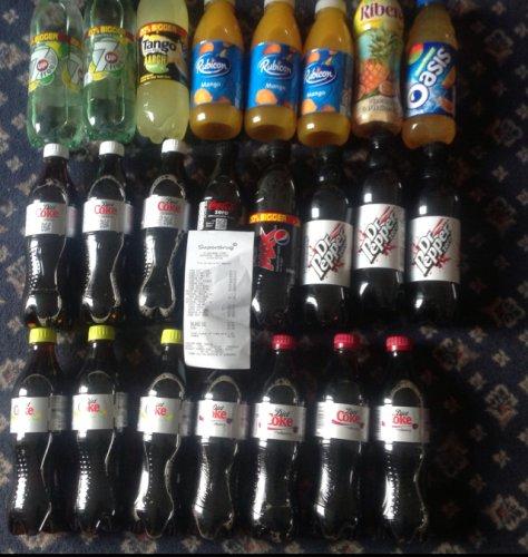 Range of Drinks 10p @ Superdrug