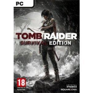 (Steam) Tomb Raider - Survival Edition - £1.75 - Amazon UK (More in Post)