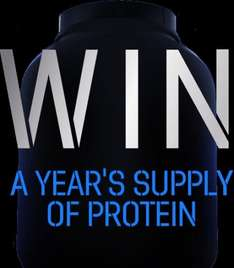 Free Sample of Protein Dynamix Whey and WIN 1 Years supply