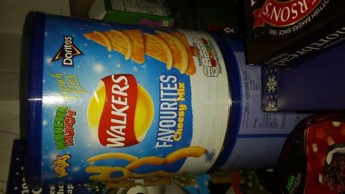 walkers cheesy mix 50p @ Asda
