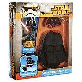 Star Wars Darth Vader Bath Set WAS £5.99 NOW £3.00 @ TESCO DIRECT