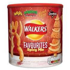 Walkers spicy mix Tub 50p @ ASDA Instore