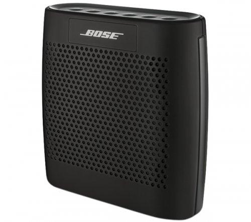 BOSE SoundLink Colour Portable Wireless Speaker - Black £97.16 @ Currys / PC World
