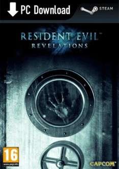 Resident evil revelations PC download (Steam) £7.50 @ game