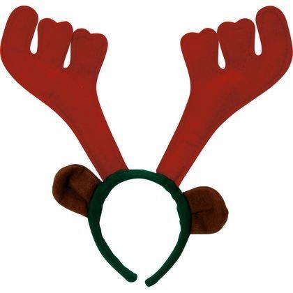 Reindeer Antlers - Homebase Now £0.99p