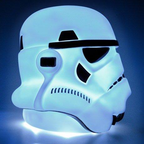 Star Wars Lamp - Stormtrooper Helmet - Find Me A Gift - £22.99 + £3.95 P&P