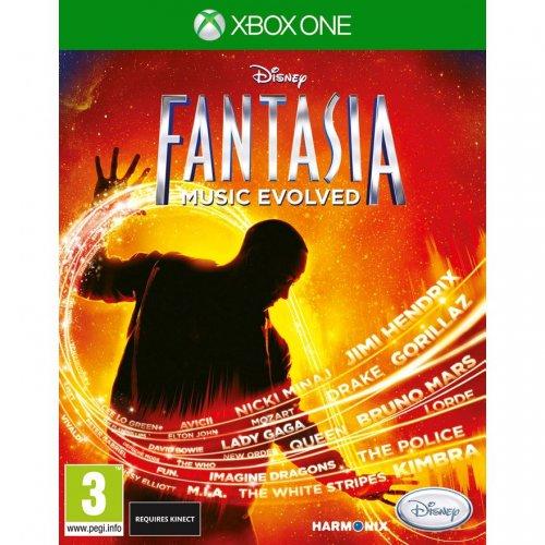 Disney Fantasia Music Evolved Xbox One@ smyths £24.99