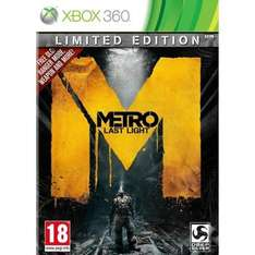 Metro Last Light - Limited Edition (X360) £5.95 Delivered @ TheGameCollection