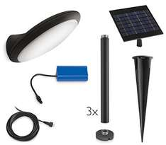 Philips solar garden light from Amazon