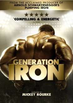 Generation Iron £5 Sold by JMBMedia and Fulfilled by Amazon