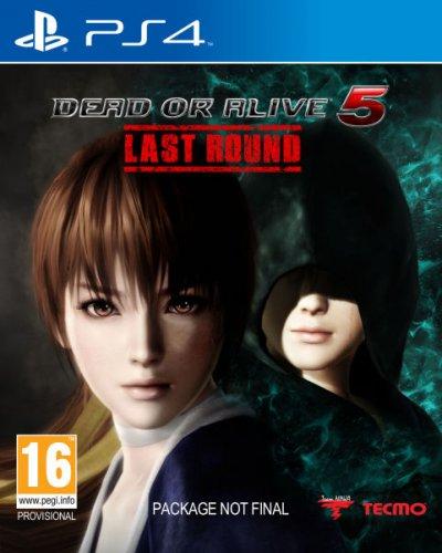 Dead or Alive 5: Last Round PS4 + Xbone £25.36 with 6% Quidco - Zavvi