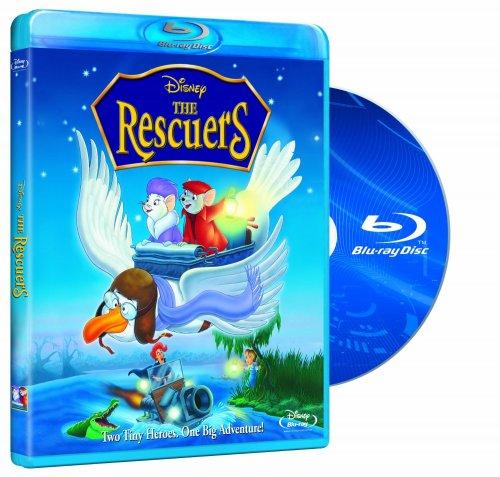 Disney's The Rescuers Blu-ray - £7 @ Amazon