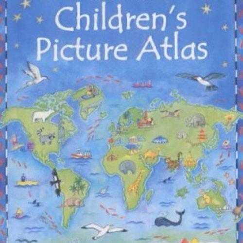 Usbourne Children's Atlas £2.99 @ Amazon (free delivery £10 spend/prime)