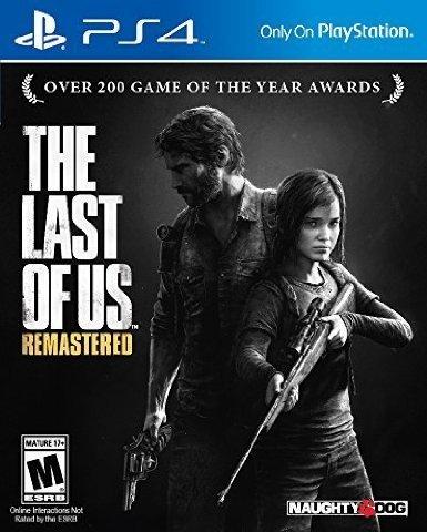 The Last of Us Remastered - PS4 [Digital Code]  (usa) @ Amazon usa