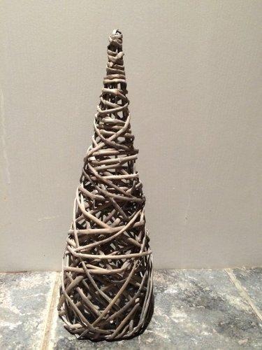Wicker Woven Christmas Tree @ Sainsburys for £3