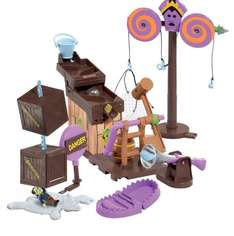Scooby Doo Trap time Fred's mega trap building kit £9.99 @ amazon