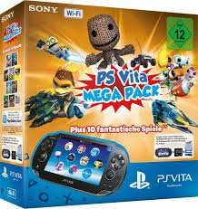 PS Vita Slim with 8GB Card and 10 Games £87.87* @ Amazon.de