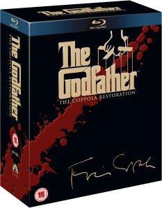 The Godfather Trilogy: Coppola Restoration Blu-ray £14.99 @ Zavvi