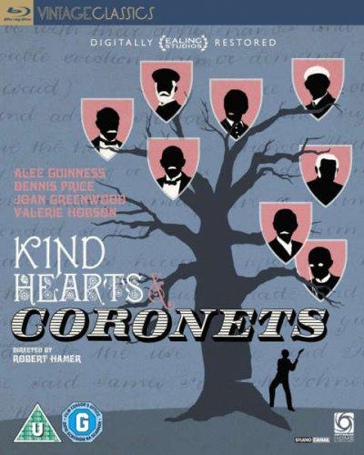 Kind Hearts and Coronets Blu-ray £7.99 at Zavvi
