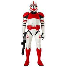 31 inch Star Wars Red Shock Clone Trooper Figure £15 with collection, Asda