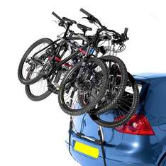Halfords Rear High Mount 3 Cycle Carrier Strap Fitting - £45 (Reserve & Collect) @ Halfords (Deal Of The Day) Plus 3% Quidco