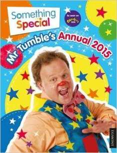 Something Special Annual 2015 ( Mr Tumble)  £1  @ Amazon.co.uk (Free Delivery with Prime/£10 spend)